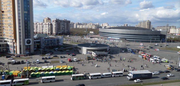 Помощь на дорогах метро Большевиков