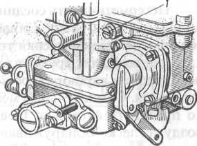 Засорение жиклеров